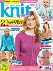 Knit Now issue Issue 85