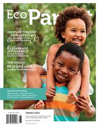 Ecoparent Magazine issue SPRING 2018