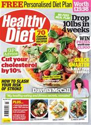 Healthy Diet issue Mar-18