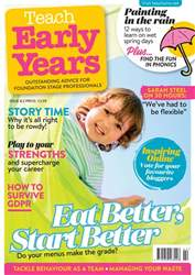Teach Early Years issue Vol.8 No.2