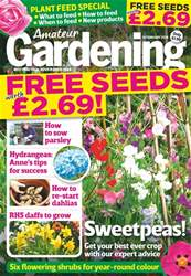 Amateur Gardening issue 24th February 2018