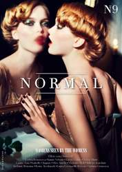 Normal Magazine issue Issue n°9