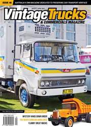 Vintage Trucks & Commercials issue March - April 2018