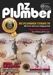 NZ PLUMBER issue February-March 2018