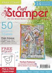 Craft Stamper issue Apr-18