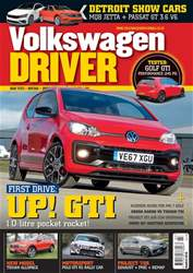 Volkswagen Driver issue March 2018