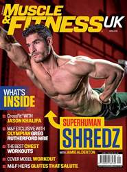 Muscle & Fitness Magazine issue Apr 2018