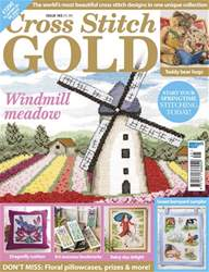 Cross Stitch Gold issue February 2018