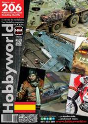 HOBBYWORLD 206 issue HOBBYWORLD 206