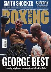Boxing News issue 20/02/2018