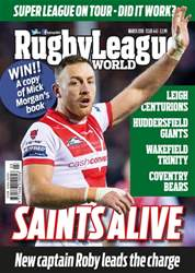 Rugby League World issue 443