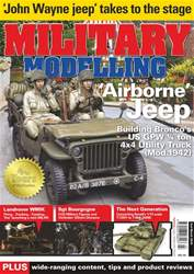 Military Modelling Magazine issue Vol48 No3