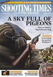 Shooting Times & Country issue 21st February 2018