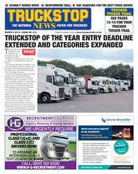Truckstop News issue 6th March 2018