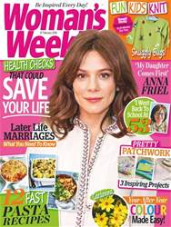 Womans Weekly issue 27th February 2018