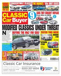 Classic Car Buyer issue 21st February 2018