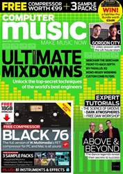 Computer Music issue April 2018