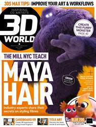 3D World issue April 2018