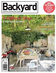 Backyard issue Issue#15.6 2018