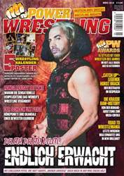 Power-Wrestling issue März 2018