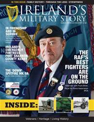 Ireland's Military Story issue Irelands Military Story Winter 2017