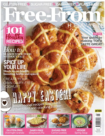 Free-From Heaven issue Free-From Heaven March/April 2018