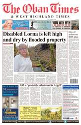 The Oban Times & Lochaber Times issue 22nd February 2018
