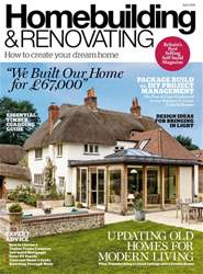 Homebuilding & Renovating Magazine issue April 2018