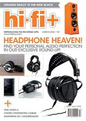 Hi-Fi+ Issue 157 issue Hi-Fi+ Issue 157