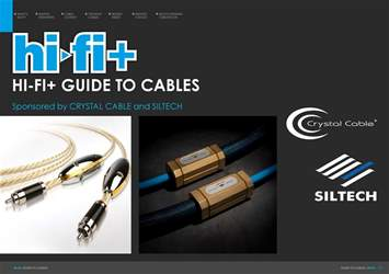 Hi-Fi+ Guide to Cables issue Hi-Fi+ Guide to Cables