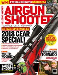 Airgun Shooter issue April 2018