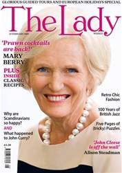 The Lady issue 23 February 2018