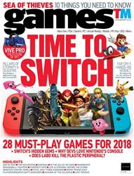 games (TM) issue Issue 197