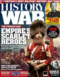 History of War issue Issue 52
