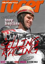 Motorcycle Racer Magazine issue 195