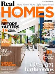 Real Homes Magazine issue April 2018