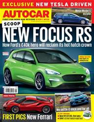 Autocar issue 21st February 2018