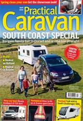 Practical Caravan issue April 2018