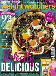 Weight Watchers magazine UK issue April 2018