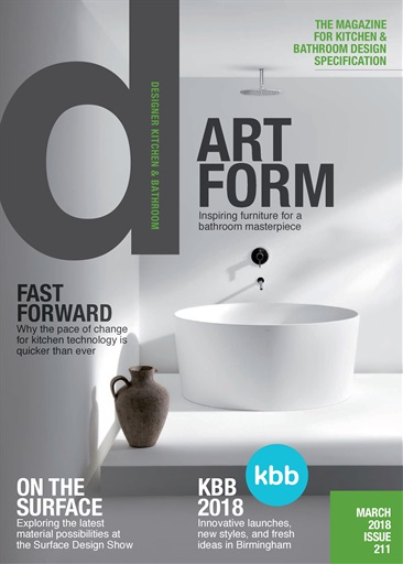 Designer Kitchen & Bathroom Magazine - March 2018 Subscriptions ...