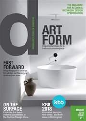 Designer Kitchen & Bathroom issue March 2018