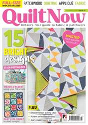 Quilt Now issue Issue 47