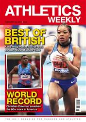 Athletics Weekly issue 22 February 2018