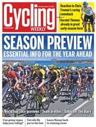 Cycling Weekly issue 22nd February 2018