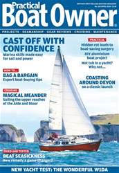 Practical Boatowner issue April 2018