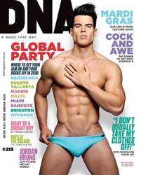 DNA Magazine issue DNA #218 | Parties