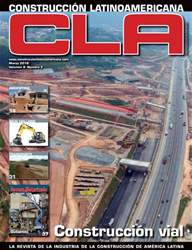 Construction Latin America Spain Magazine Cover