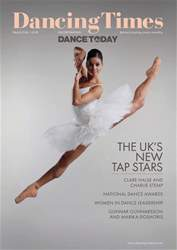 Dancing Times issue March 2018