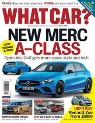 What Car Magazine issue March 2018