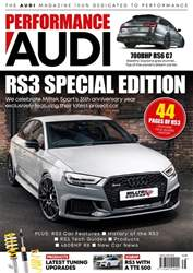 Performance Audi Magazine issue 038